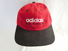 Adidas Soccer Football Baseball Cap Dad Hat Unstructured Strapback 2 Two Tone