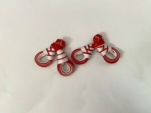 Chinese Frog Handmade Craft Sewing Buttons Closures Knot fasteners Cheongsam