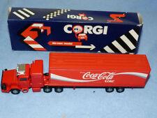 Corgi Coca-Cola Vintage Diecast Cars, Trucks & Vans