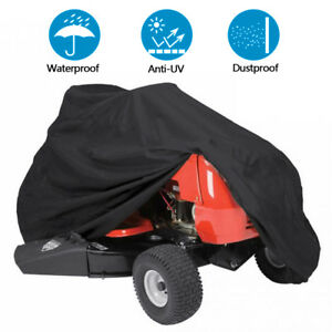 Premium Heavy Duty Waterproof Weather and UV Protected Covering for Push Mowers 200cm x 40cm x 85cm Lawn Mower Cover