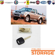 NISSAN PICK UP KING CAB D22 CHIAVE NERA NEUTRA NUOVO ORIGINALE H05643S200