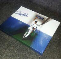 "11 X 14"" Inch Derek Jeter Signed RP Tunnel Shot at Yankees Stadium Canvas Print."