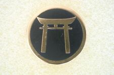 US USA Ryukus Command Military Hat Lapel Pin