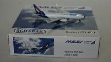 Schuco/Schabak Aviation 403551608 Boeing 737-8Q8 Malev Hungarian Airlines 1:600