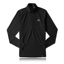 Camisas y polos de hombre negro adidas