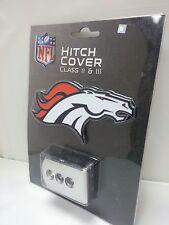 NFL Denver Broncos Trailer Hitch Cover