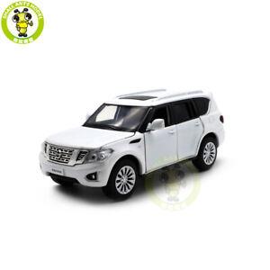 1/32 Nissan PATROL Y62 SUV JKM Diecast Model Car Toys Kids Boys Girls Gifts
