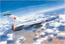 Trumpeter 1/48 02898 Sukhoi Su-11 Fishpot Plastic Model Aircraft Kit
