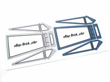 Custom STICKERS for LEGO 10240 X-Wing Starfighter, MODELS,CUSTOMS,ETC. 2 COLOURS