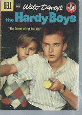 NB-081 - Walt Disney's The Hardy Boys # 830 Secret of the Old Mill Comic, Orig