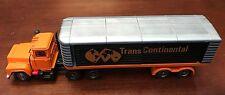 Corgi Major #1100 Articulated Truck Trans Continental Semi Tractor Trailer Mint