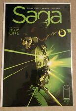 Saga #41 misprint - 2017 - Image Comics - english - 1st printing
