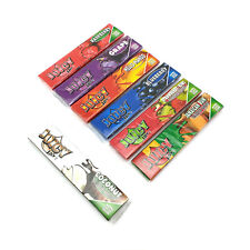 Juicy Jays King Size Slim Flavoured Rolling Papers Fruity Flavour Smoking Skins