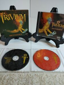 Ascendancy by Trivium CD + DVD Limited Edition Slipcase
