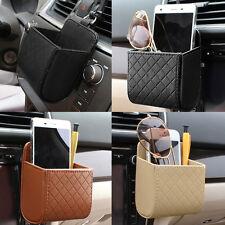 Car Universal Storage Pouch Bag Store Phone Charge Box Holder Pocket Organizer