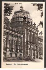 Nederland. Kaart thema  Hannover provinciaal museum   1951