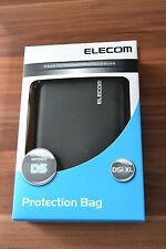 Nintendo Schutzhülle Tasche Elecom schwarz für Nintendo DSi XL (WII-14804)