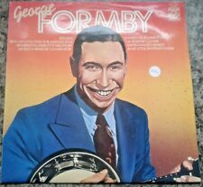 """George Formby - Self Titled  12"""" Vinyl LP 1970's Feat. Leaning On A Lamp-Post"""