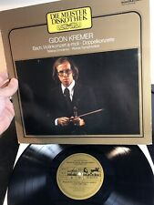 Gidon Kremer Bach Violinkonzert A Moll Doppelkonzert Tatiana Grindenko Vienna