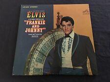 1966 Elvis Presley Frankie & Johnny VG+ Soundtrack LSP3553
