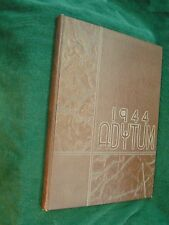 THE ADYTUM - 1944 Denison University - GRANVILLE OH Ohio - Yearbook - FreeShip
