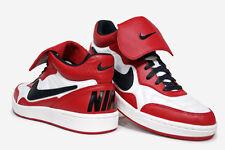 Nike NSW Tiempo 94 Mid QS SZ 12 Jordan Retro Chicago Bulls Bred OG 641147-106