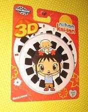 nihao Kai-lan FISHER PRICE viewmaster reel R5137 VIEW MASTER 3D NEW nickelodeon