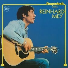 REINHARD MEY - STARPORTRAIT  2 CD  DEUTSCH-POP BEST OF  NEUF