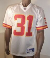 NFL Jersey Kansas City Chiefs Priest Holmes 31 [ Size. S ] Nip