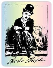 Charlie chaplin Чарли Чаплин etichetta sticker 9cm x 12cm
