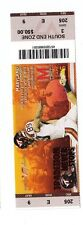 2013 VIRGINIA TECH VS MARYLAND TERRAPINS COLLEGE FOOTBALL TICKET STUB 11/16/13