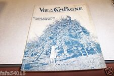 VIE A LA CAMPAGNE N° 413 1937 vergers productifs
