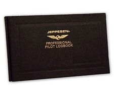 Jeppesen Professional Pilot Logbook - Best choice for Career Pilots! 10001795