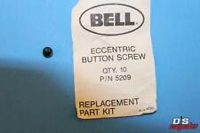 NOS Bell Motorcycle Helmet Shield Eccentric Button Screw PART# 5209