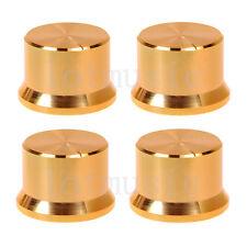 4PCS 30X18mm Gold FOR JRC RECEIVER AMPS Aluminum KNOB