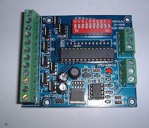 8 channel  DMX LED controller 3 Amp/channel  UK Seller
