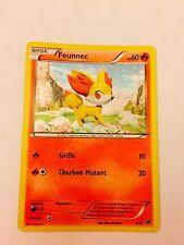 carte pokémon - card prism N*3 feunnec  pokémon feu 2013 FR Holo