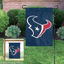 Houston Texans Applique and Embroidered Mini Garden/Window Flag
