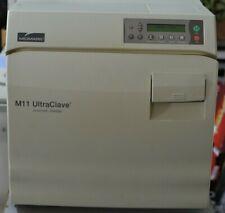 Midmark Ritter M11 Ultraclave Automatic Sterilizer Autoclave