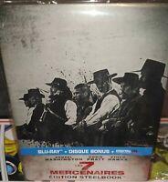 [Blu-ray] Les 7 mercenaires (The Magnificent Seven) Steelbook - TRÈS BON ÉTAT