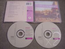 Vivaldi 2xCD The Four Seasons Il Cimento Dell'Armonia E Dell'Inventione BAROQUE