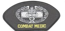 """ARMY COMBAT MEDIC 5"""" EMBROIDERED MILITARY PATCH"""