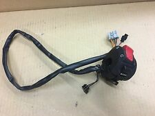 SUZUKI GSX 1300 Ra L3 2015 65 PLATE ABS HAYABUSA RIGHT HAND SWITCH GEAR MODE