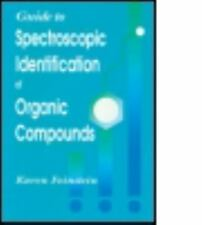 Guide to Spectroscopic Identification of Organic Compounds-ExLibrary