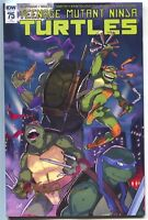 Teenage Mutant Ninja Turtles 75 IDW 2017 NM TMNT Day Signed Kevin Eastman