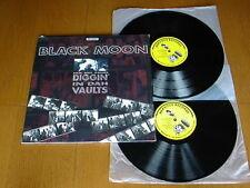 "BLACK MOON""DIGGIN' IN DAH VAULTS 2xLP-US ORIG 1996 NERVOUS DA BEATMINERZ"