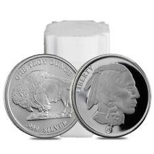 Buffalo Design Republic Metals 1 oz RMC .999 Fine Silver Round