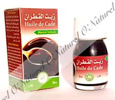 Huile de Cade (Macérât) 100% Naturelle 30ml Cade Oil, Aceite de Cade