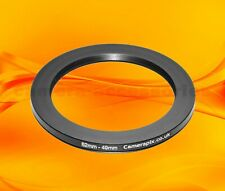 62mm to 49mm 62-49 Stepping Step Down Filter Ring Adapter 62-49mm 62mm-49mm (UK)