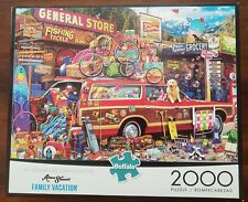 Buffalo Games - Aimee Stewart - Family Vacation - 2000 Piece Jigsaw Puzzle